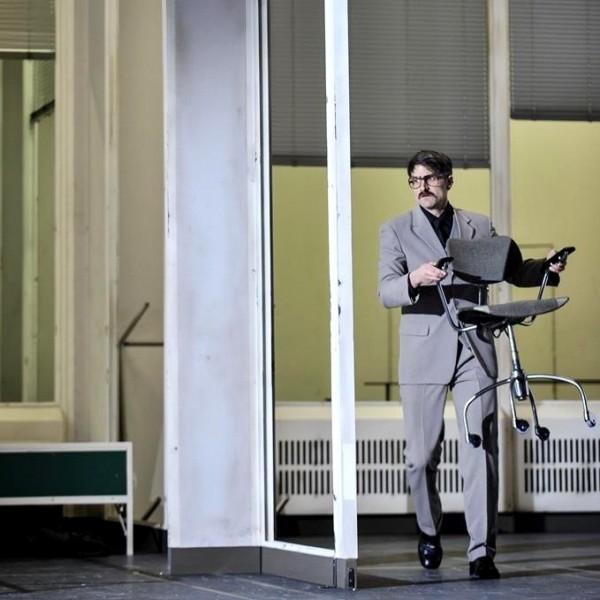 DT Berlin/Don Carlos   © Arno Declair